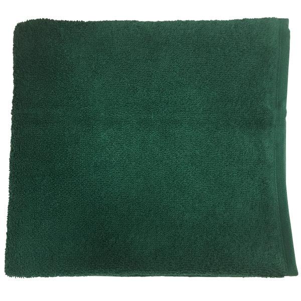 полотенце мах.50х90см изумрудное хлопок 100%