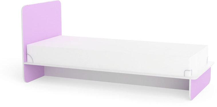 Подростковая кровать Rinner Лилу Модуль 2 Кровать Белый Ирис