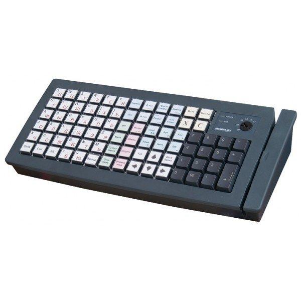 Pos клавиатура Posiflex КВ-6600