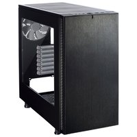 Компьютерный корпус Fractal Design Define S Black Window