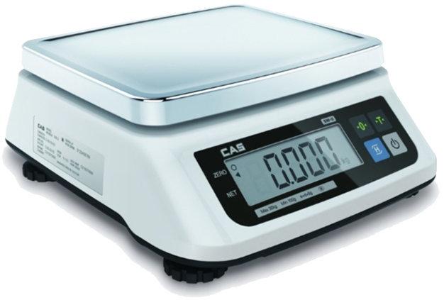 Весы порционные (фасовочные) Cas SWN-3