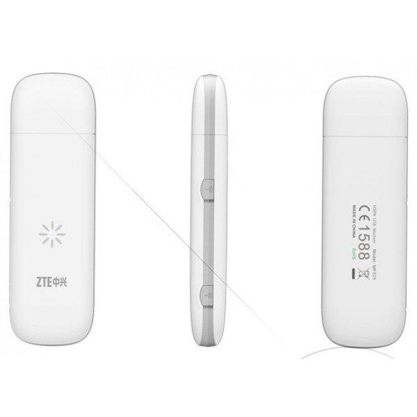 3G/4G LTE универсальный модем ZTE MF823 с разъемами ts9