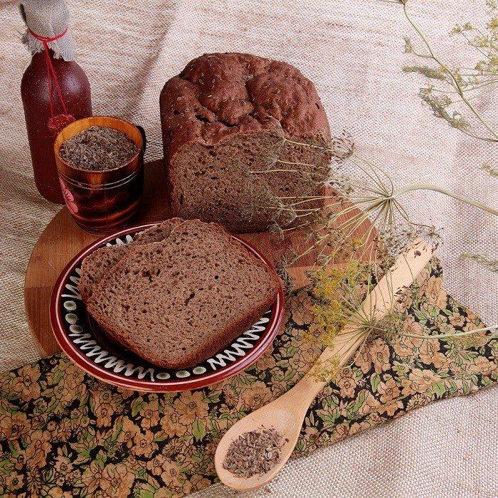 Хлебная смесь «Деликатесный ржаной хлеб с укропом»