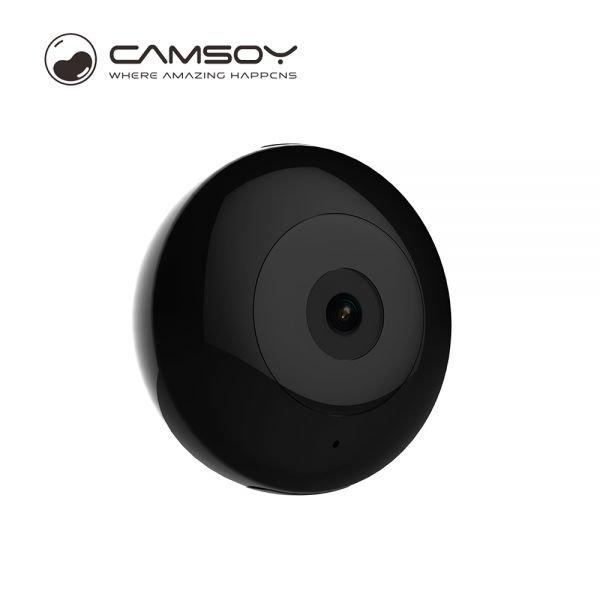 Wi-Fi IP мини камера CAMSOY С2 1280x720 с ночной подсветкой