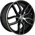 Колесный диск NZ Wheels SH656 (BKF) - фото 1
