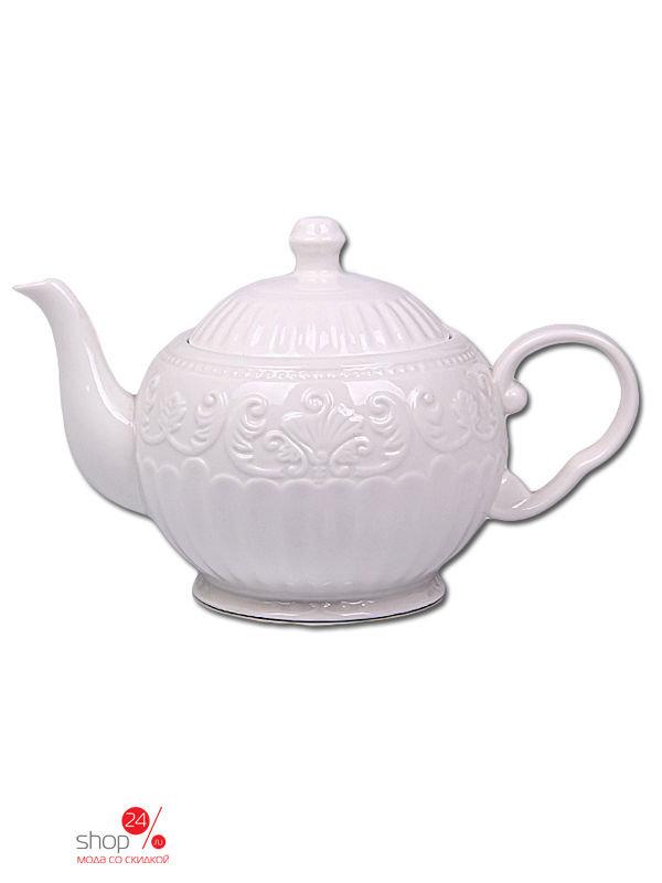 Чайник заварочный, 900 мл PATRICIA, цвет белый, IM995276