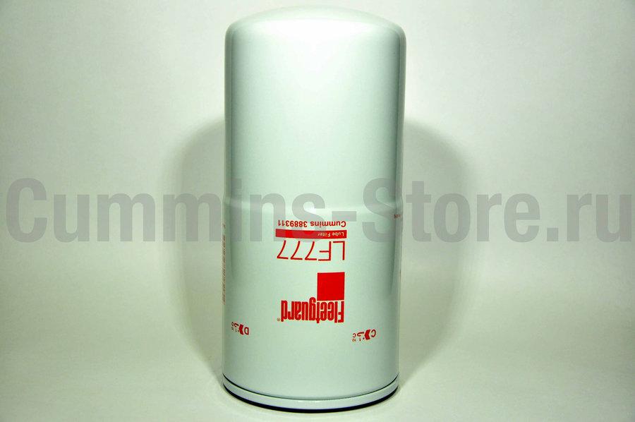 Масляный фильтр Флитгард / Oil Filter Fleetguard LF777 / Cummins 3889311