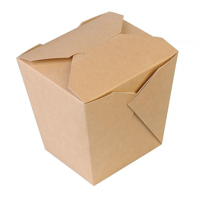 Коробка сборная картон