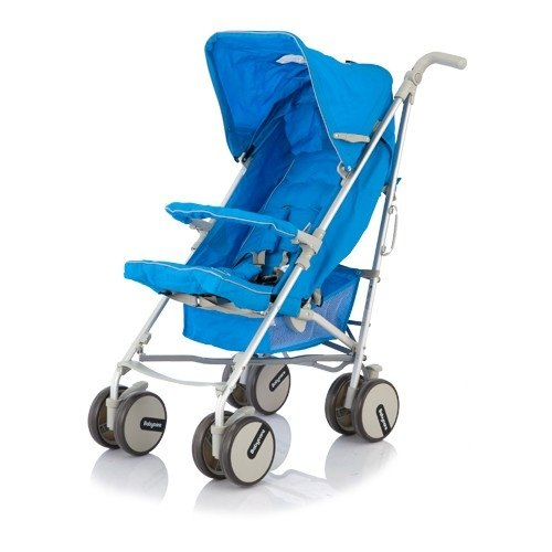 Коляска прогулочная BABY CARE Premier, (Blue)