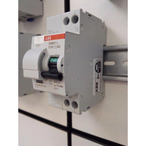 Дифференциальный автомат ABB DS901L 25А 30mA