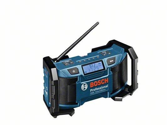 Радио BOSCH Professional GML Soundboxx