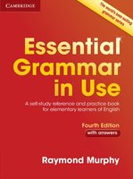 "Raymond Murphy ""Essential Grammar in Use (Fourth Edition) + Answers"""