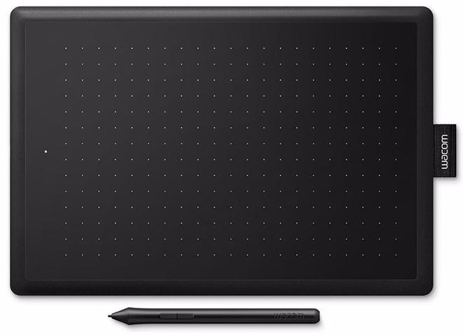Графический планшет Wacom One CTL-472 Small