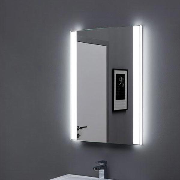Зеркало Aquanet Форли 70 с подсветкой с инфракрасным управлением