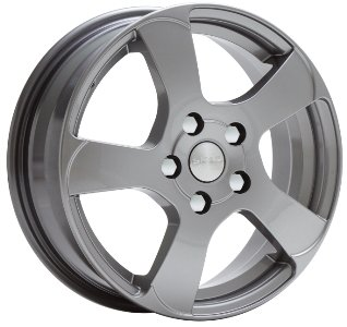 Литой диск Скад Акула 6x16 4x100 ET52.0 D54.1 Грей