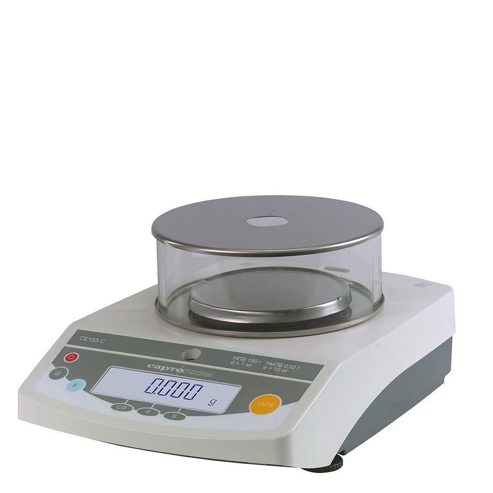 Весы лабораторные сартогосм СЕ423-С