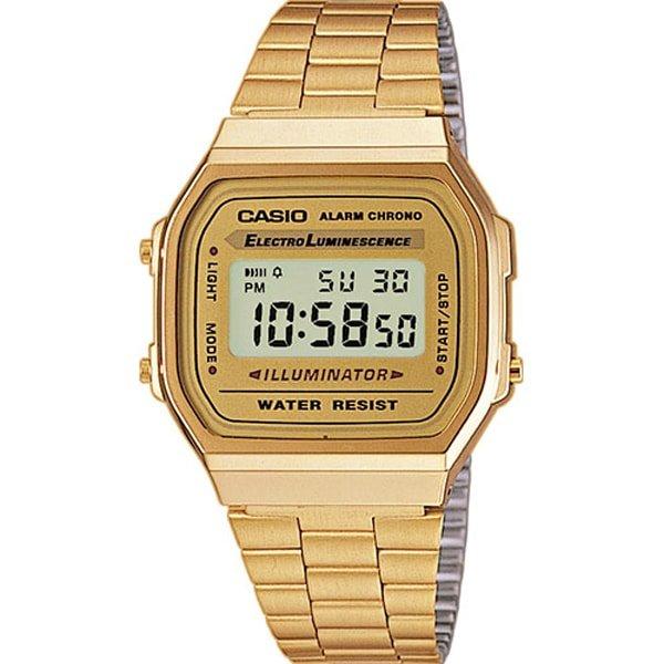 Часы Casio A-168WG-9