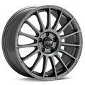 "Диски OZ Racing Superturismo LM Matt Graphite 19""/9.5"", PCD 5x114.3, ET 45, DIA 75 - фото 1"