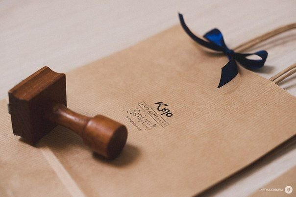 Штамп на деревянной оснастке 40*40
