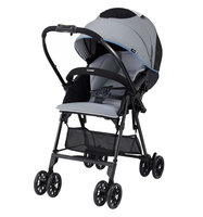 Прогулочная коляска Combi Mechacal Handy Light S (gray)