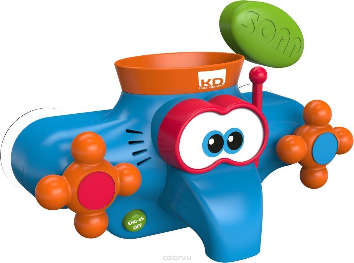 Kidz Delight Игрушка для ванны Веселый кран