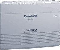 Panasonic KX-TEM824RU (базовый блок, 6 внешних и 16 внутренних линий)