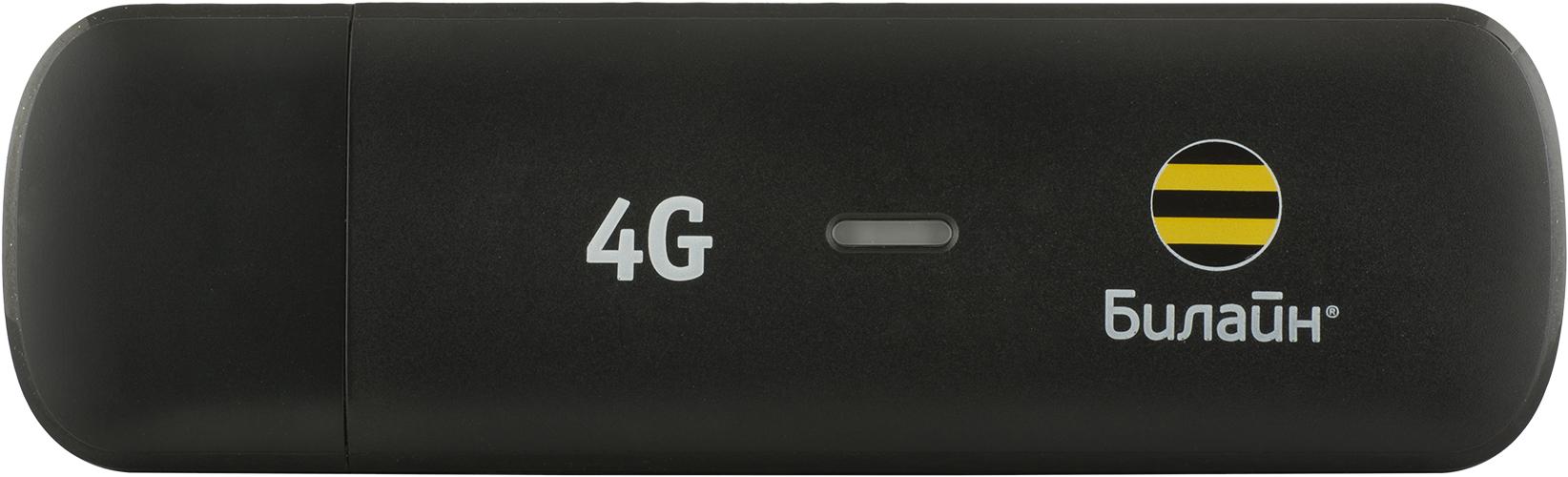 Модем ZTE MF833T LTE Black (4G-модемы с услугами связи)