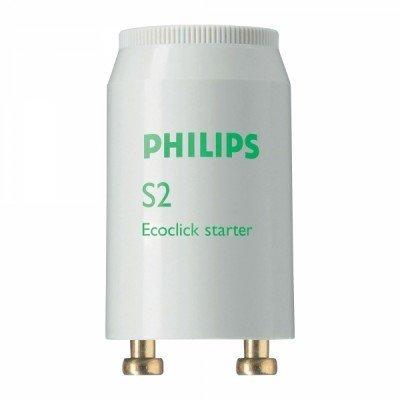 Стартер PHILIPS S2 4-22Вт 220В последовательное подключение 871150069750933 (069750933)
