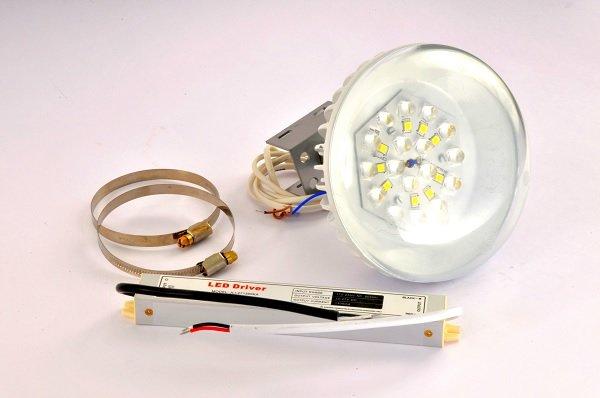 Осветительный прибор Юмирс Фонарь светодиодный ФС-25М