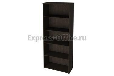 Алсав Офисная мебель Эконом Шкаф (стеллаж) 3Ш.005 730x370x1804