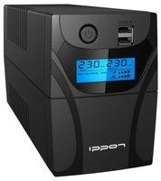 ИБП Ippon Back Power Pro II 600 black