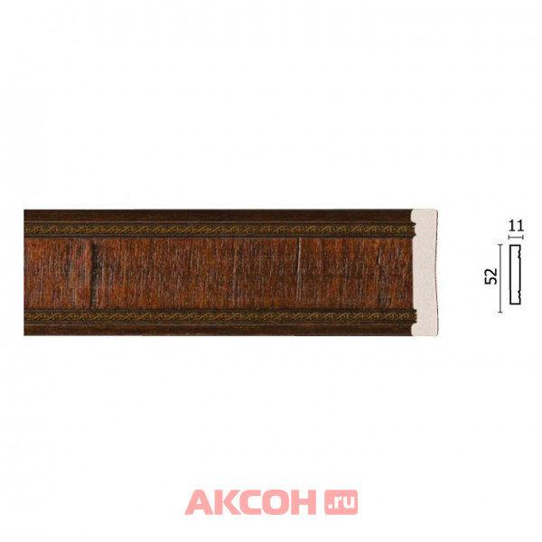 молдинг decor-dizayn 50*11*2400мм 156-2/40