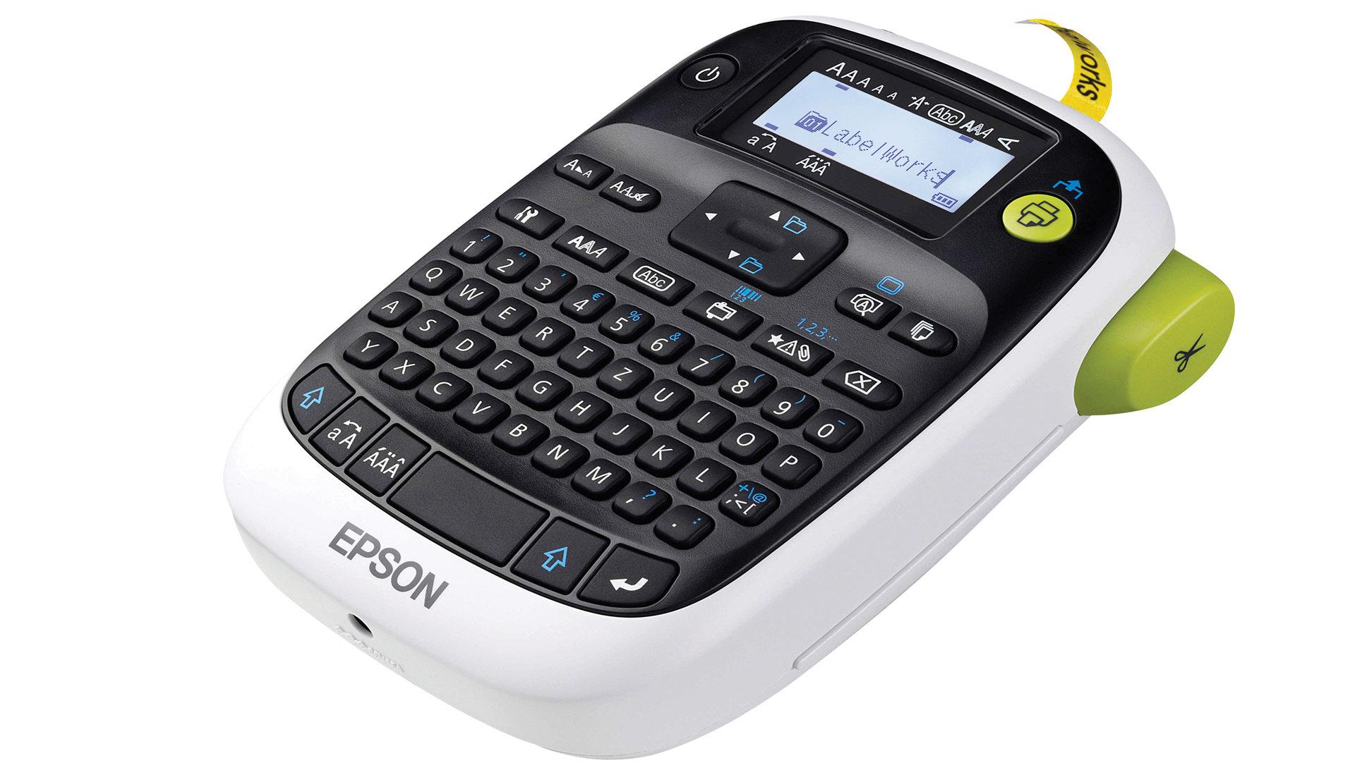 Принтер этикеток Epson LabelWorks LW-400