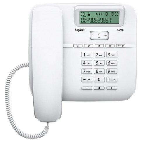 Siemens DA 610 IM White
