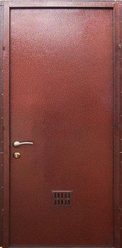 металлическая дверь порошковое в офис дешево