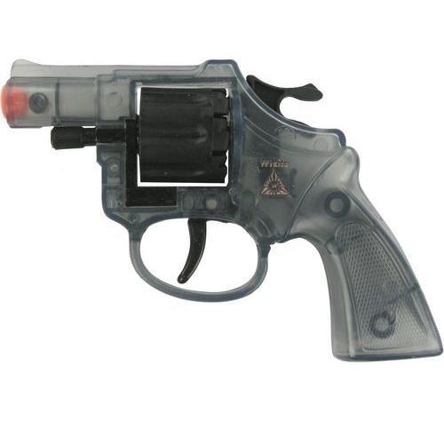 Игрушечный пистолет Олли Агент 8-зарядный, 127 мм