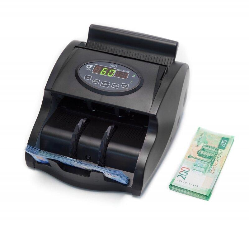 Счетчик банкнот PRO 40 U Neo