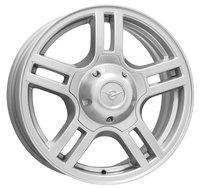Литой диск КиК УАЗ-Патриот 7x16 5x139.7 ET35.0 D108.5 серебро