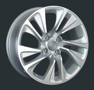 Диски Replay Replica Peugeot PG48 7x17 4x108 ET29 ЦО65.1 цвет SF - фото 1
