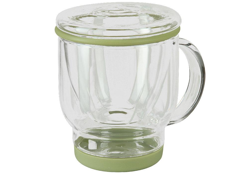 Кружка-заварник для чая 500мл Pomidoro PGL-245001 Coloriva
