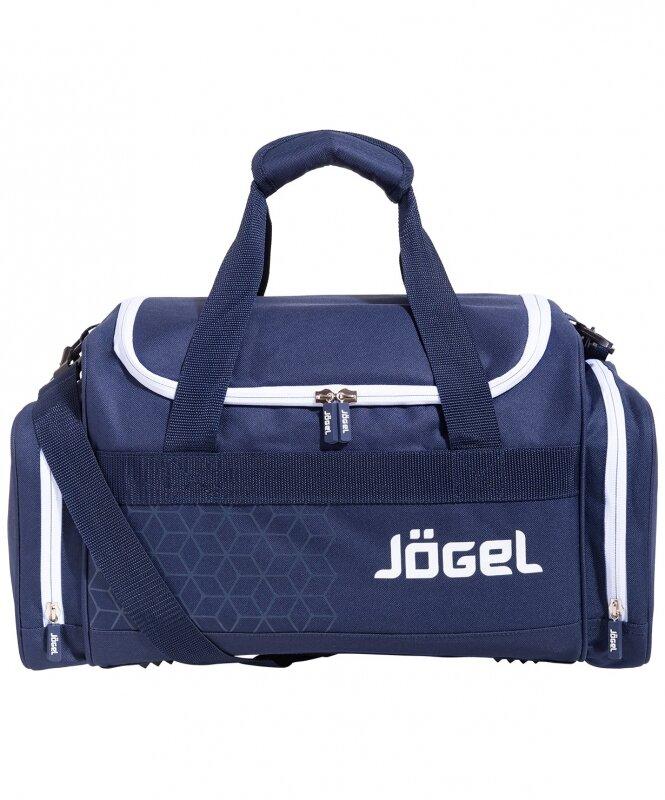 Сумка спортивная JOGEL JHD-1802-091, синий, 30 л.