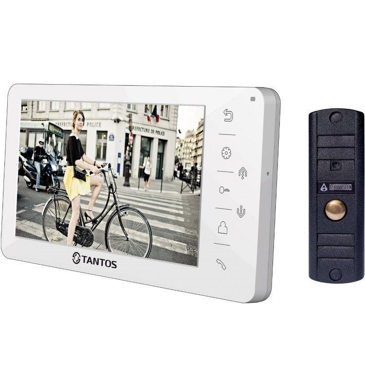 Комплект цветного домофона Tantos Amelie / Activision AVP-508 (PAL)