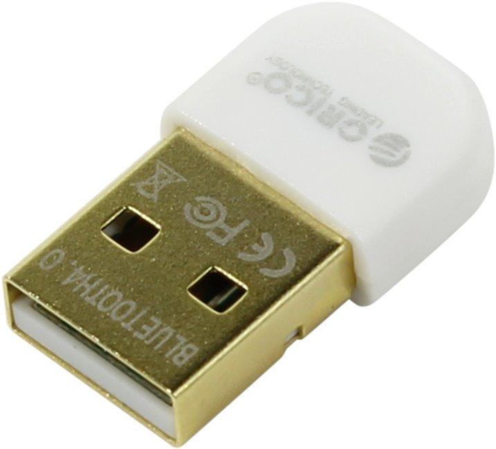Bluetooth адаптер USB Orico BTA-403-WH