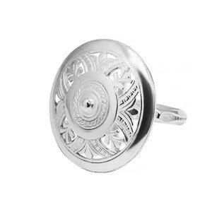 Серебряное кольцо Уран Саха арт. USR013