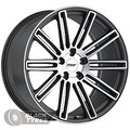 Диск колесный TSW Crowthorne 8.5x20/5x114.3 D76 ET30 Matt gunmetal matt machine face - фото 1