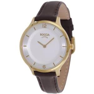 Женские часы Boccia Titanium 3266-04 Мужские часы Casio GA-1100-2A