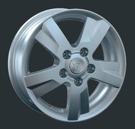 Диски Replay Replica Lexus LX69 6.5x17 5x114,3 ET35 ЦО60.1 цвет S - фото 1