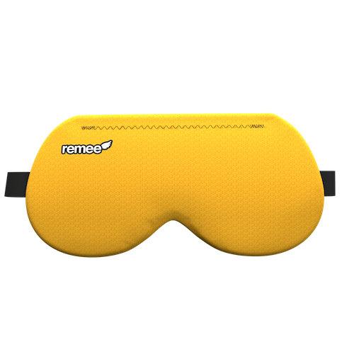 Маска для осознанных сновидений Remee жёлтая