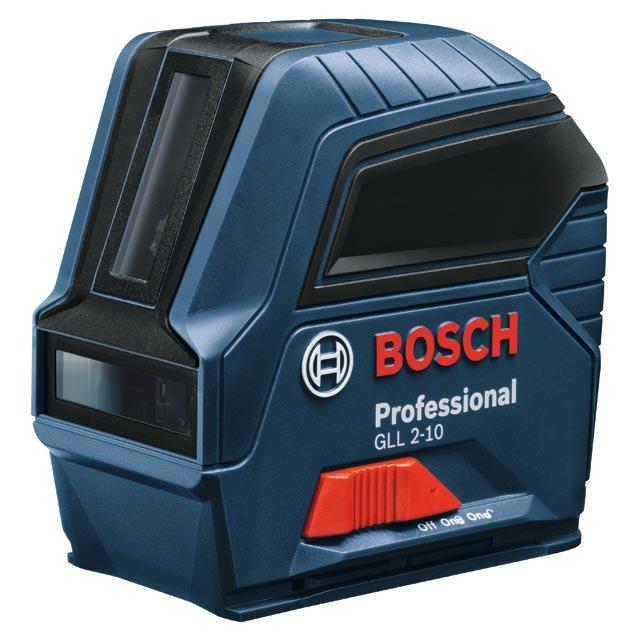 нивелир лазерный BOSCH GLL 2-10 carton Professional 10м