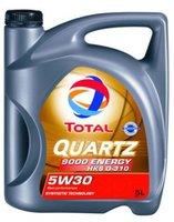Total Масло total quartz energy 9000 hks 5w30 моторное синтетическое 5 л